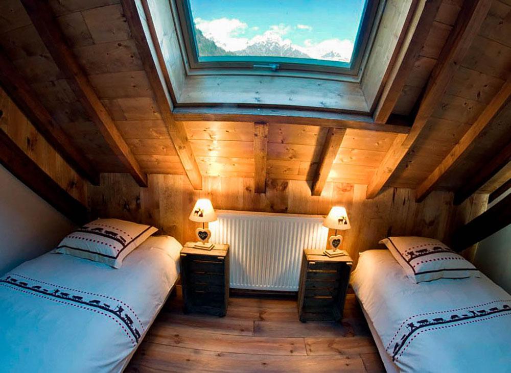 La Cle des Bois - Chambres d'hôtes à Bourg d Oisans - Suite alpage