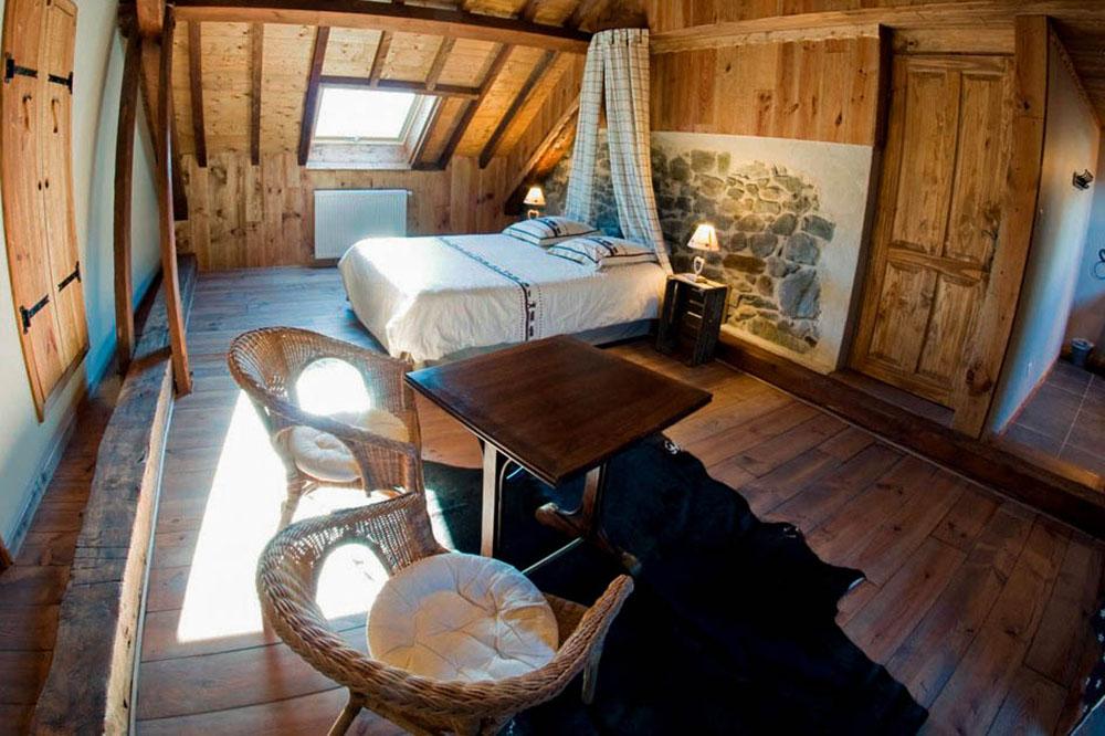 La Cle des Bois - Chambres d'hôtes à Bourg d Oisans suite alpage